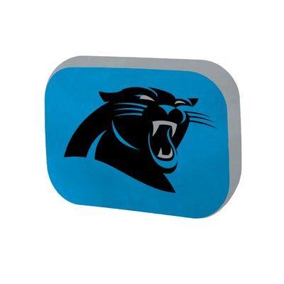 NFL Cloud Throw Pillow NFL Team: Carolina Panthers