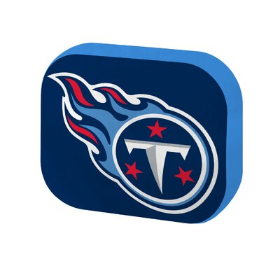 NFL Cloud Throw Pillow NFL Team: Tennessee Titans