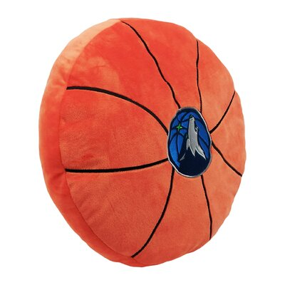 NBA Throw Pillow NBA Team: Minnesota Timberwolves