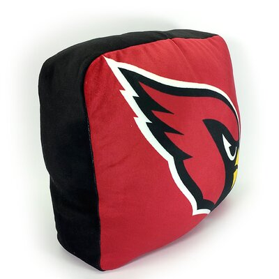 NFL Cloud Throw Pillow NFL Team: Arizona Cardinals
