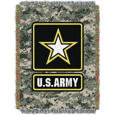 MIL Army Camo Throw 1MIL051000001RET