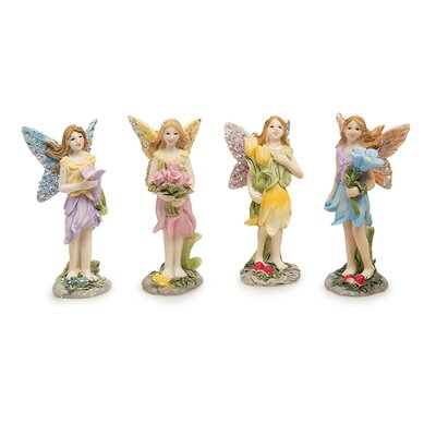 Fishbein Figurine (Set of 4) 9D6D8AE6394841D88A863B4C5BF35ED8