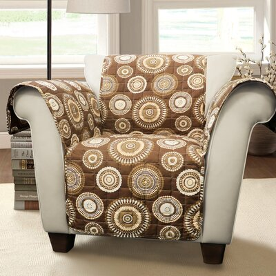 Single T-Cushion Arm Chair Slipcover