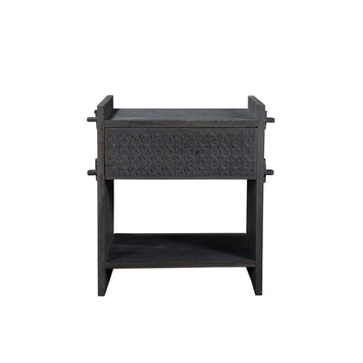 Polston 1 Drawer Nightstand
