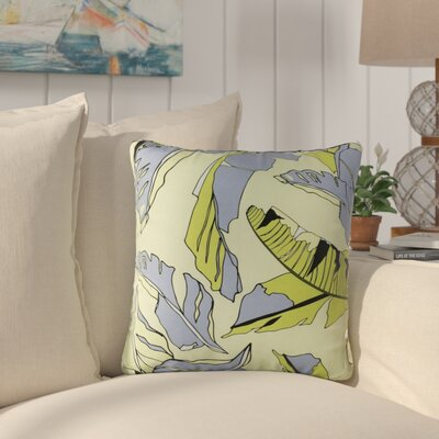 Roeper Leaves Throw Pillow