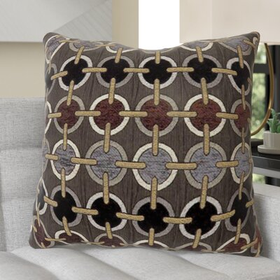 Cleek Throw Pillow Size: 15.3 H x 15.3 W