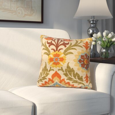 Rockhill 100% Cotton Throw Pillow Size: 16.5 H x 16.5 W