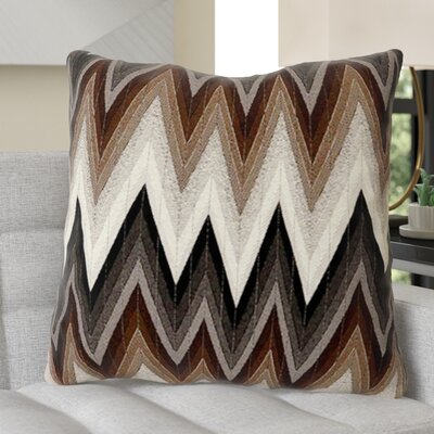 Ehrhart Throw Pillow Size: 15.3 x 15.3