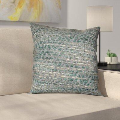 Goswami Feather Cotton Throw Pillow