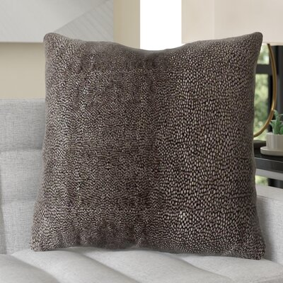 Chapin Throw Pillow Size: 15.3 x 15.3