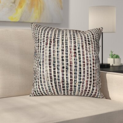 Dedden Feather Cotton Throw Pillow