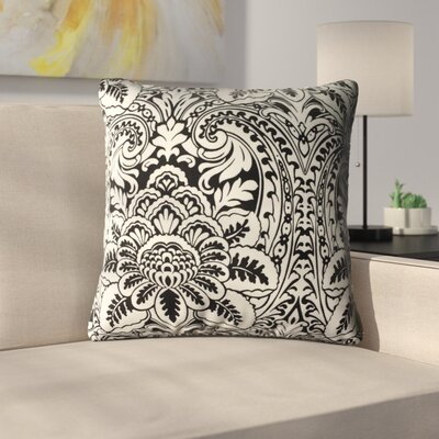 Pates Modern Outdoor Throw Pillow