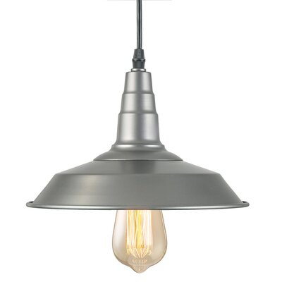 Mcclary 1-Light Mini Pendant