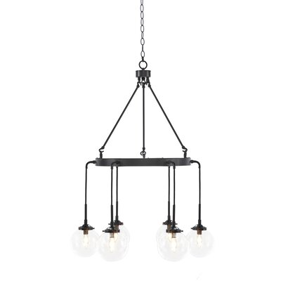 Skyloft 6-Light Candle-Style Chandelier
