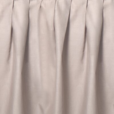 Ingleside 140 Thread Count Bed Skirt Size: Queen