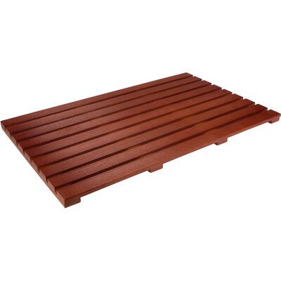 Cherine Solid Teak Wood Utility Mat