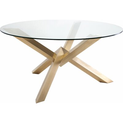 Fortson Glass Dining Table