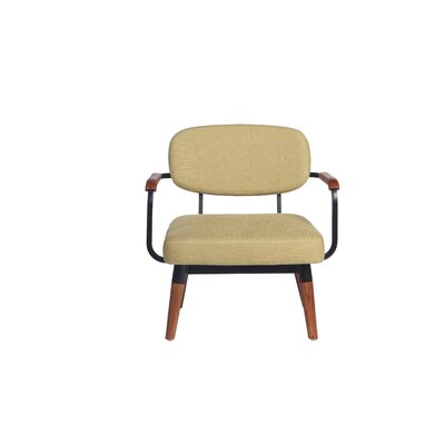 Andrew Lounge Armchair (Set of 50) Upholstery Material: PPM