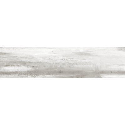 Marthas Vineyard 12 x 48 Porcelain Field Tile in White