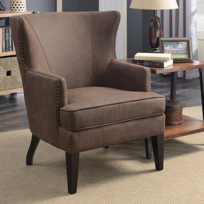 Mcclanahan Grandeur Wingback Chair