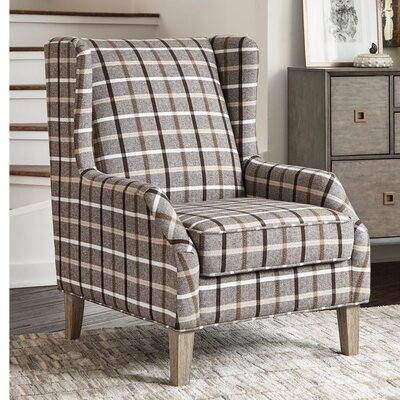 Sheraton Vintage Inspired Wingback Chair