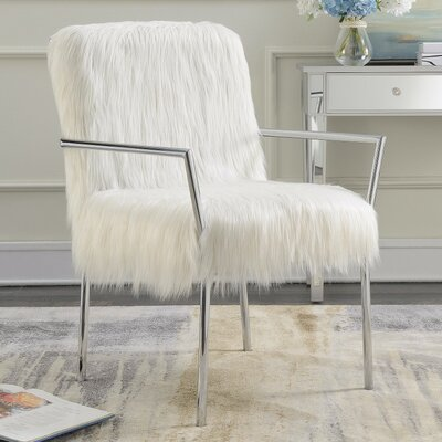 Ismail Elegantly Chic Armchair