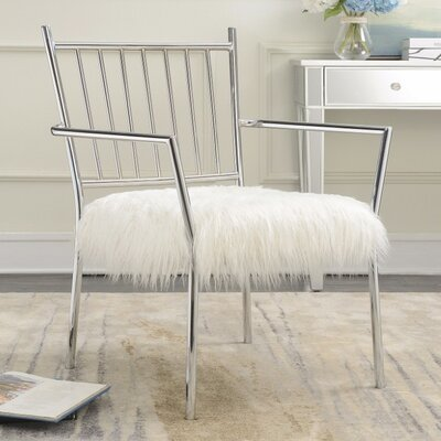 Issac Attractively Modish Armchair
