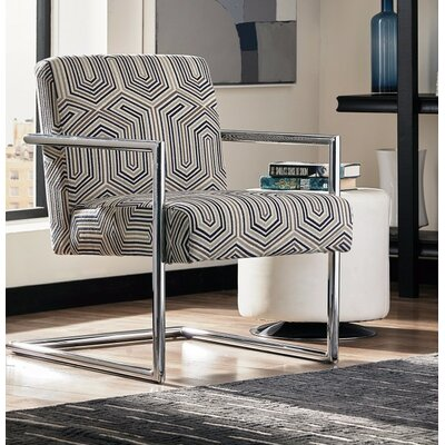 Albee Abstractly Chic Armchair