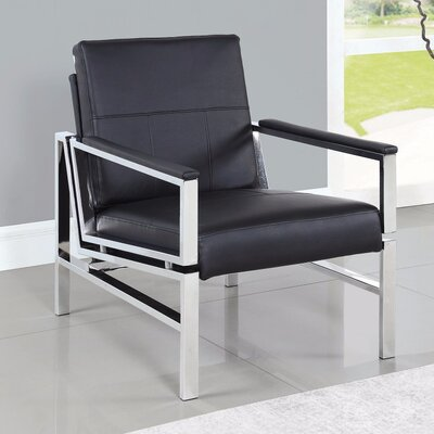 Mosca Modernly Sophisticated Armchair