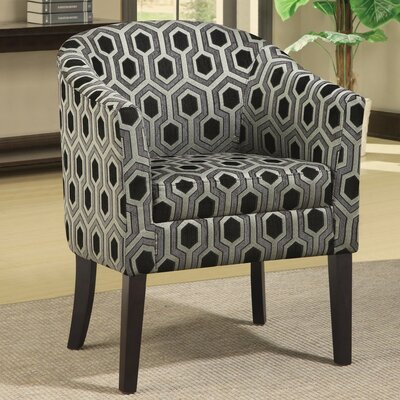 Dalley Space Adorner Barrel Chair
