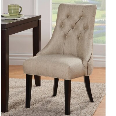 Clifton Dazzling Tufted Side Chair
