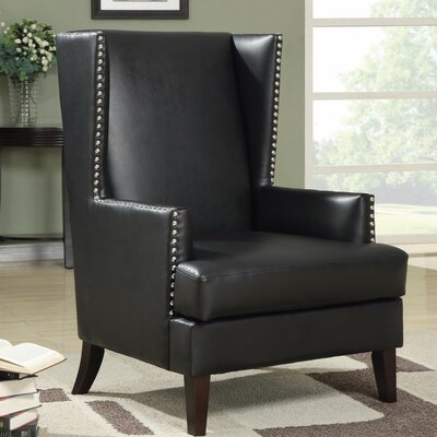 Kephart Boldly Up-scaling Wingback Chair