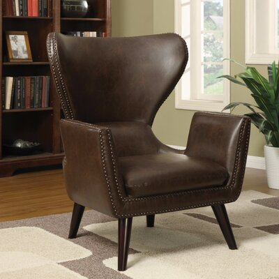 Dimaggio Peculiarly Styled Armchair