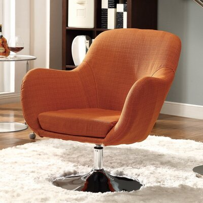 Duchene Newfangled Barrel Chair