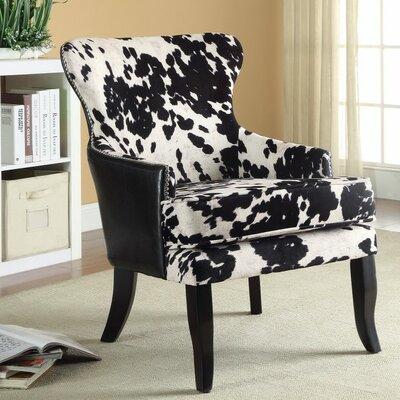 Vanvalkenburg Intriguingly Comfortable Armchair