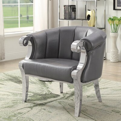 Fort Washington Downrightly Intriguing Barrel Chair