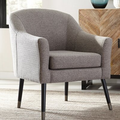 Mcclaine Expertly Structured Armchair