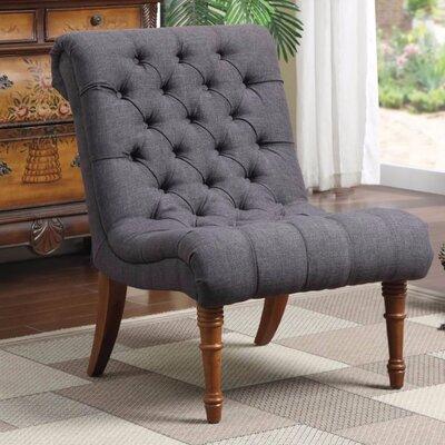 Waldon Patently Voguish Slipper Chair