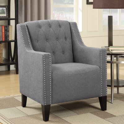 Kepley Relaxed and Refined Wingback Chair