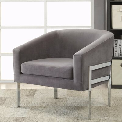 Fort Hamilton Significantly Contemporary Armchair