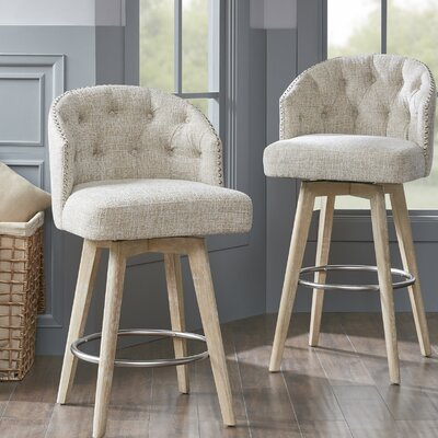 Wallick Counter 26.5 Bar Stool
