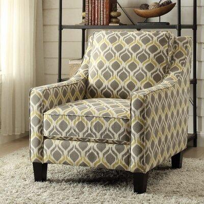 Snowberry Comfort Forward Armchair