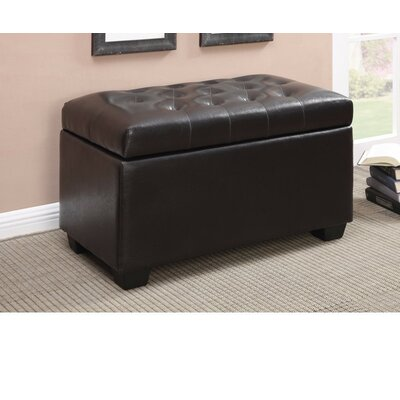 Idlewild Multi functional Tufted Storage Ottoman