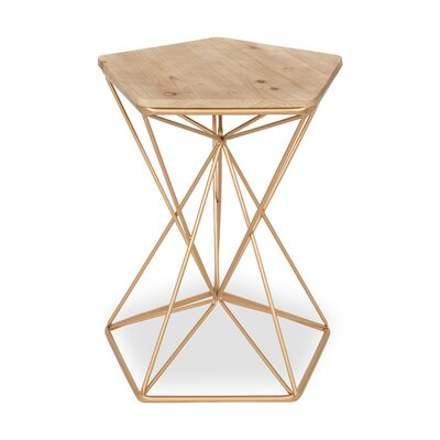 Labriola Metal End Table