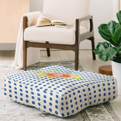 Pattern State Maker Tribe Square Floor Pillow