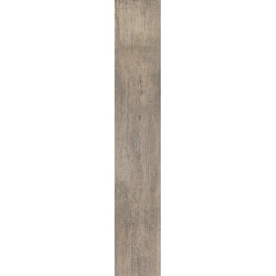 Epoque 10 x 60 Porcelain Wood Look Tile in Gray