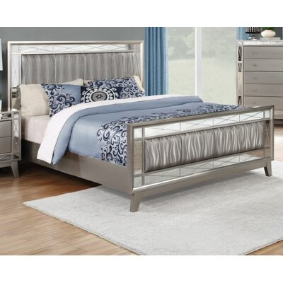 Jantzen Panel Bed Size: Queen