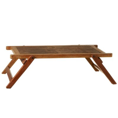 Vroman Reclaimed Folding Coffee Table