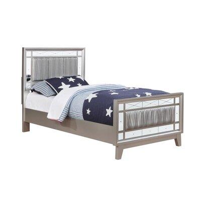 Jantzen Panel Bed Size: Twin