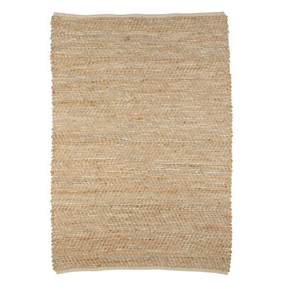 Albert Natural Area Rug Rug Size: Rectangle 4 x 6